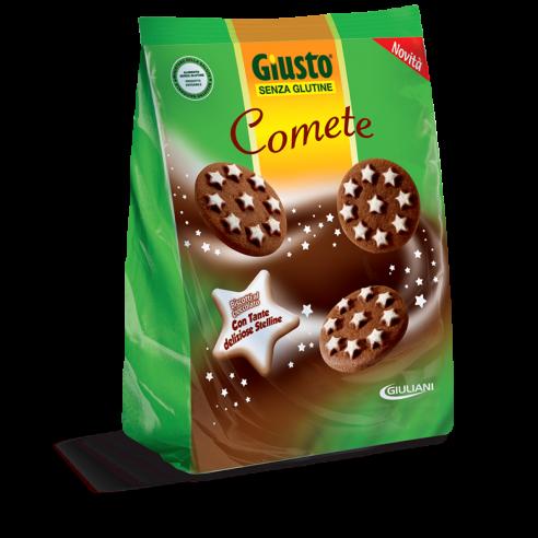 GIUSTO GIULIANI Comets Biscuits 200g Gluten Free