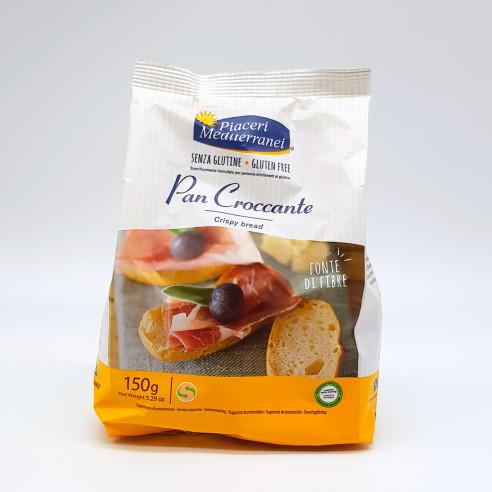 Piaceri Mediterranei Crispy Bread 150g Gluten Free