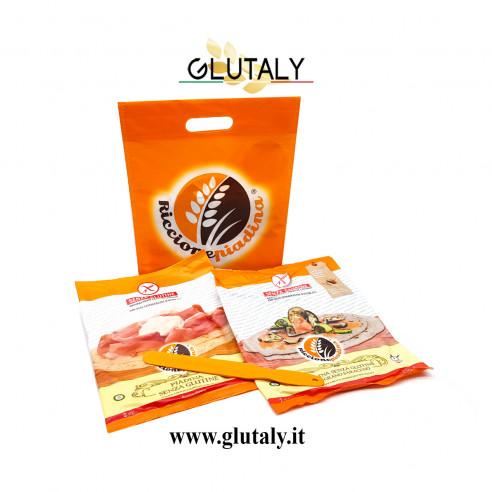Riccione Piadina Promo Box Classic + Buckwheat Gluten Free