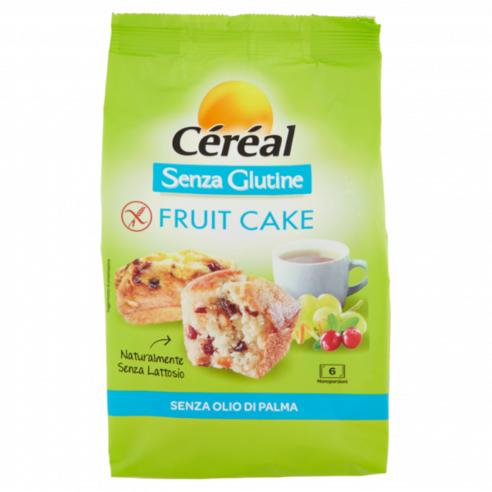 Céréal Fruit Cake, 200g Gluten Free
