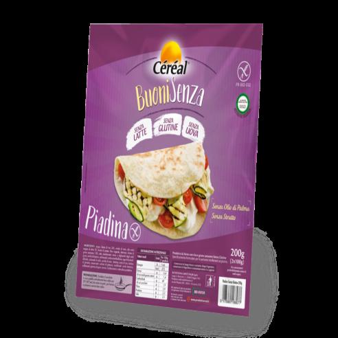 Céréal Piadina, 200g Gluten Free