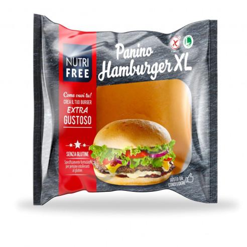 nutrifree Hamburger XL Sandwich 100g Gluten Free
